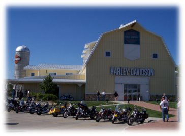 big barn harley davidson photo