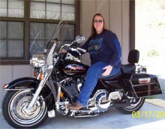 renee and road king