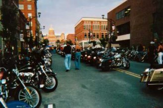east village bike night 2005
