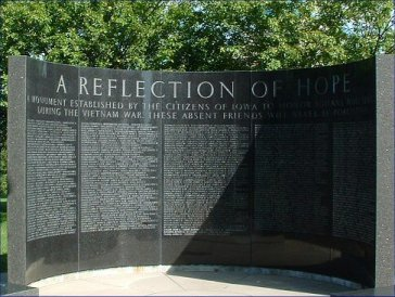 iowa viet nam veterans memorial photo