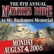 sturgis mayor's ride image