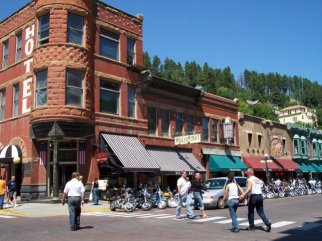 deadwood, south dakota photo
