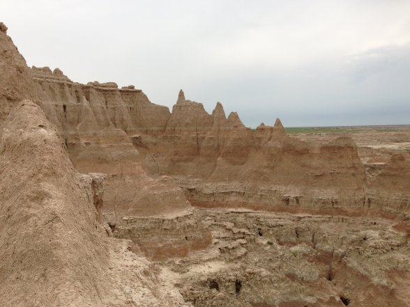 Badlands Formations