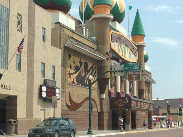 The Corn Palace, Mitchell, SD