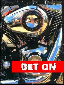 GET ON e-book | Biker Chick News