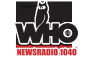who radio logo
