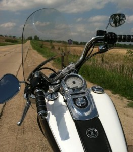 Start your bike in neutral or first? | Biker Chick News