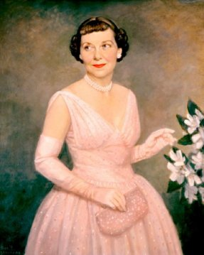 Mamie Eisenhower 1953 | Biker Chick News