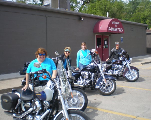 Chrome Divas Ogden Ride | Biker Chick News