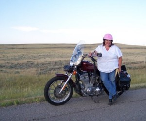 Sturgis 2006 on an 883 Sportster | Biker Chick News