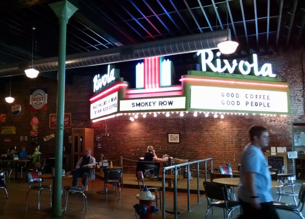Smokey Row, Formerly the Rivola | Biker Chick News