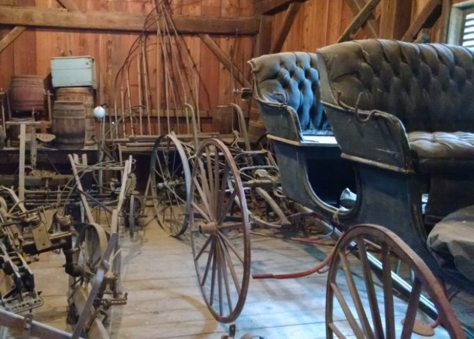 Carriage Barn | Biker Chick News