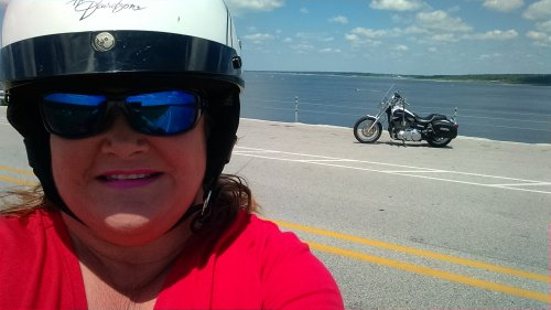 Saylorville Dam, Polk City Iowa | Biker Chick News