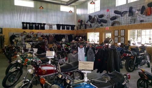 BFE Vintage Motorcycles, Luther Iowa | Biker Chick News