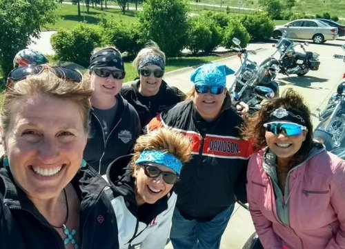 Am I too old to ride? | Biker Chick News