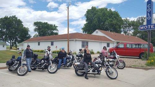 Reed-Niland Corner | Biker Chick News