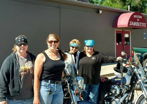 Women who ride | Biker Chick News