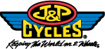 J&P Cycles Logo | Biker Chick News