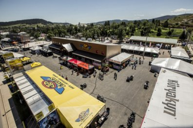 J&P Cycles in Sturgis | Biker Chick News