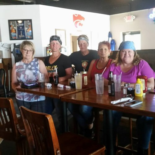 Osceola & Carlisle Ride July 15 | Biker Chick News