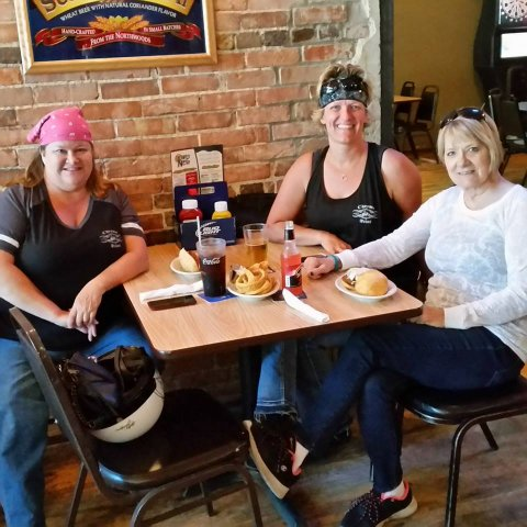 Lunch ride July 1 | Biker Chick News