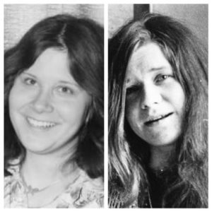 Janis Joplin & Kathy Barcheski | Biker Chick News